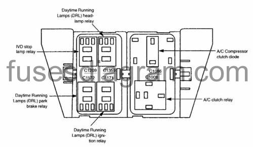 Ford Epedition Blok Kapot X on 2000 ford ranger fuse box diagram
