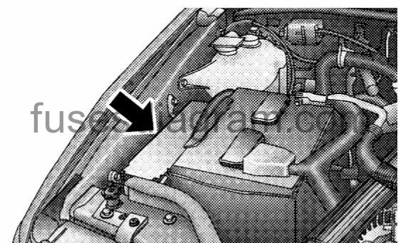 Fuses And Relays Box Diagramjeep Grand Cherokee 1999