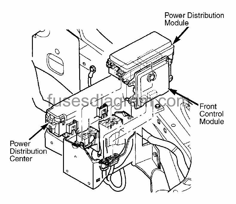 2011 Dodge Avenger Electrical Wiring Diagram
