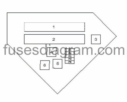 fuse and relay box diagram bmw 3 e46. Black Bedroom Furniture Sets. Home Design Ideas