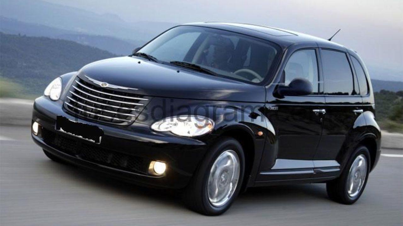 Fuses and relay Chrysler Pt Cruiser