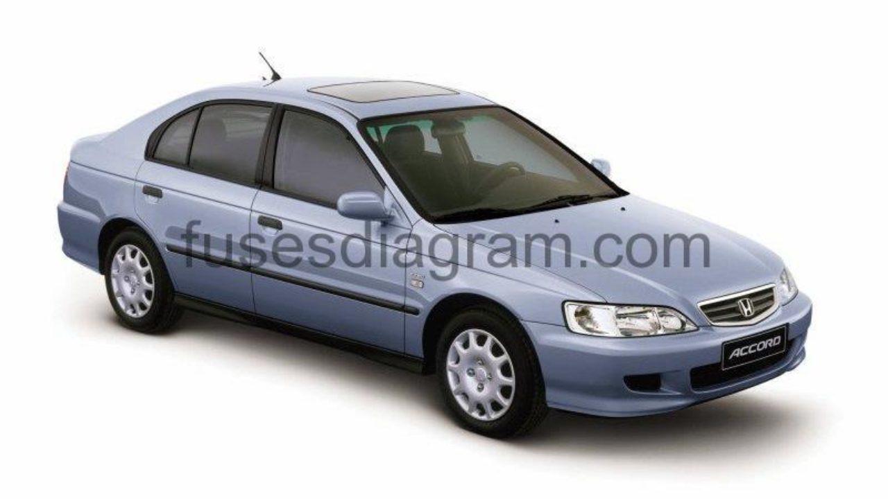 2002 Honda Accord Ignition Wiring Diagram 2002 Honda Accord Starter