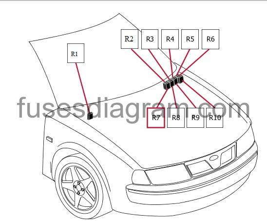 [SCHEMATICS_49CH]  Fuse and relay box diagram BMW 3 E46 | 2004 3 Series Fuse Box |  | Fuses box diagram