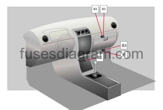 fuse and relay box diagram bmw 3 e46 BMW E46 Secondary Air Schematic for Grounds BMW E46 Secondary Air Pump Diagram