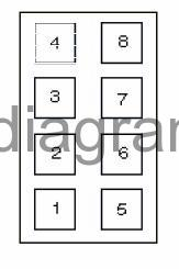 vauxhall astra fuse box 2004 fuse and relay box diagram opel vauxhall astra g  relay box diagram opel vauxhall astra g