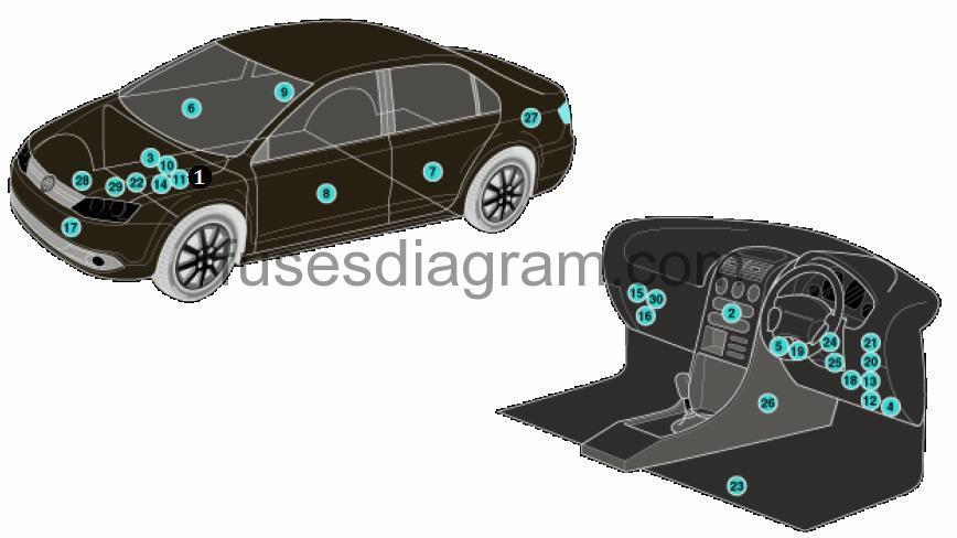 images?q=tbn:ANd9GcQh_l3eQ5xwiPy07kGEXjmjgmBKBRB7H2mRxCGhv1tFWg5c_mWT Fuse Panel 2012 Vw Jetta Fuse Box Diagram