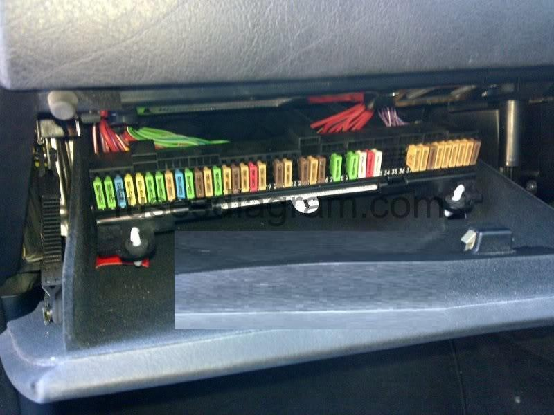 Fuse box BMW 5 E39 | 1998 Bmw 528i Fuse Box Location |  | Fuses box diagram