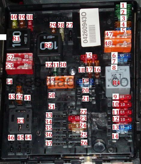 Engolf Blok Kapot on 2007 Mazda 6 Fuse Diagram