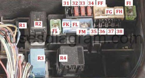 Ennissan Qashqai Blok Kapot X on 2007 Jeep Fuse Box Diagram