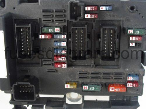 Enpeugeot Blok Kapot X on 2007 Bmw Fuse Diagram