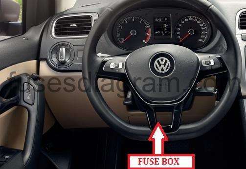 Fuse box Volkswagen Polo 6R Vw Polo Fuse Box Layout on vw jetta fuse box diagram, vw polo steering column, vw polo engine, vw bus fuse box, vw touareg fuse box, vw golf fuse box, vw polo tail light, vw polo tie rod, vw eos fuse box, vw polo horn, vw beetle fuse box diagram, vw passat fuse box, vw tiguan fuse box, vw rabbit fuse box,