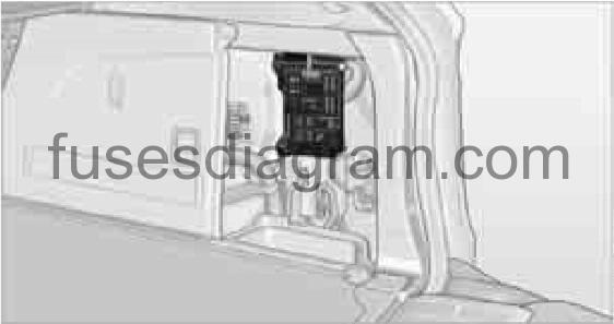 Fuse Box Bmw X5 E70