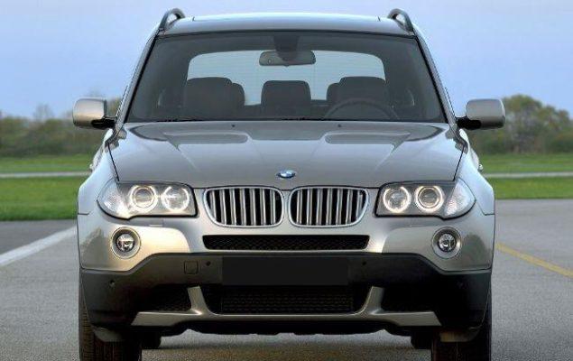 Fuse box BMW X3 E83