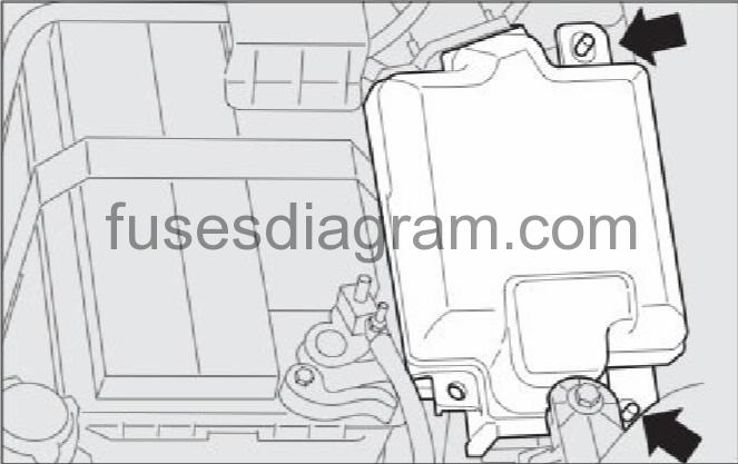 Fiat Punto Fuse Box Diagram 2010 : Fuse box fiat punto