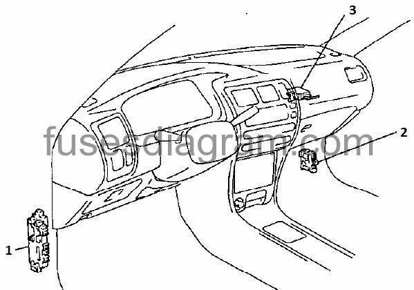 diagram  mazda 3 passenger side fuse box diagram full version hd quality box diagram
