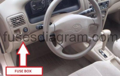 Img in addition Ip together with D Does Vze Use Starter Relay Graphic likewise Toyota Camry Hybrid Xle L Cyl Ffuse Interior Part likewise Maxresdefault. on toyota corolla fuse box diagram