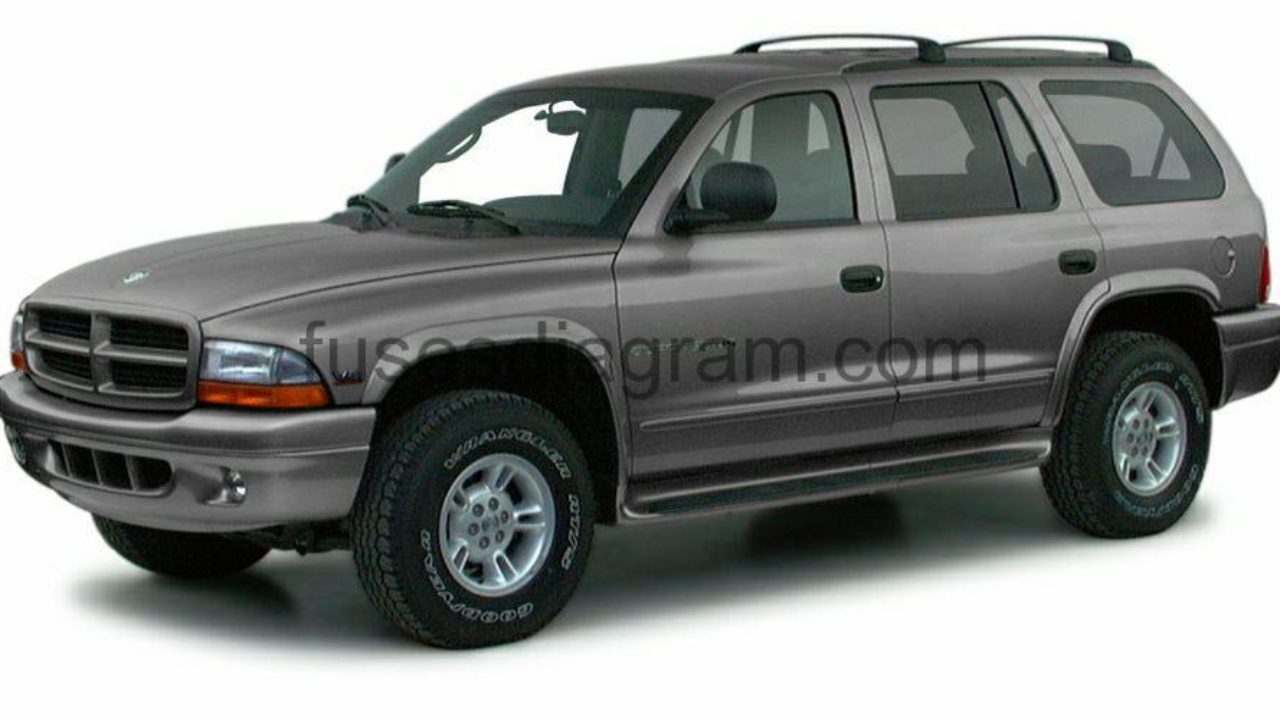 2002 Dodge Durango Tail Light Wiring Diagram