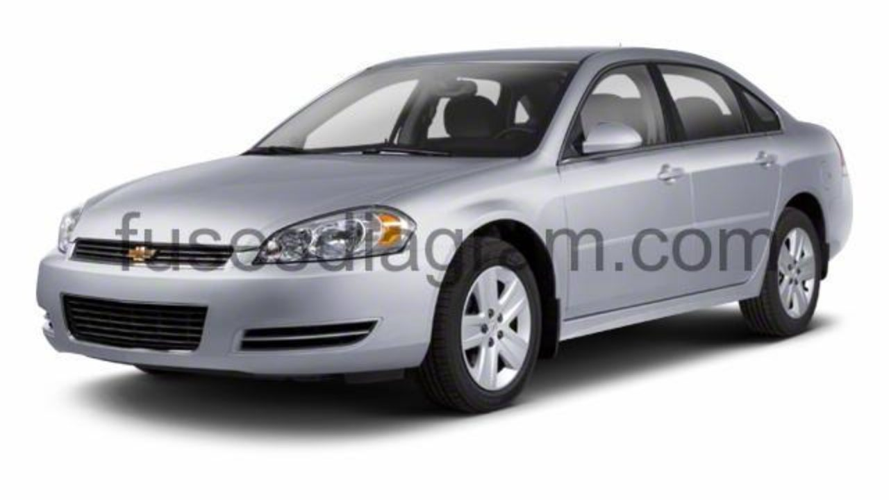 Chevy Impala Wiring Diagram On Chevrolet Impala