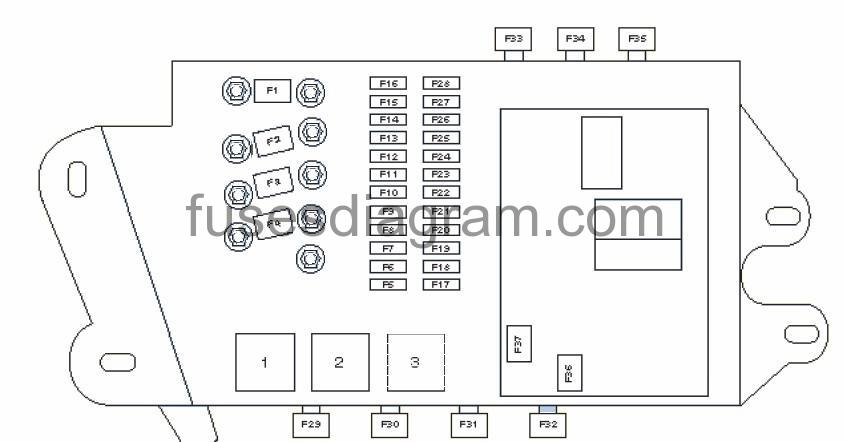 fuse box audi a6 c6. Black Bedroom Furniture Sets. Home Design Ideas