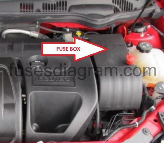 mitsubishi in engine bay fuse box schematics