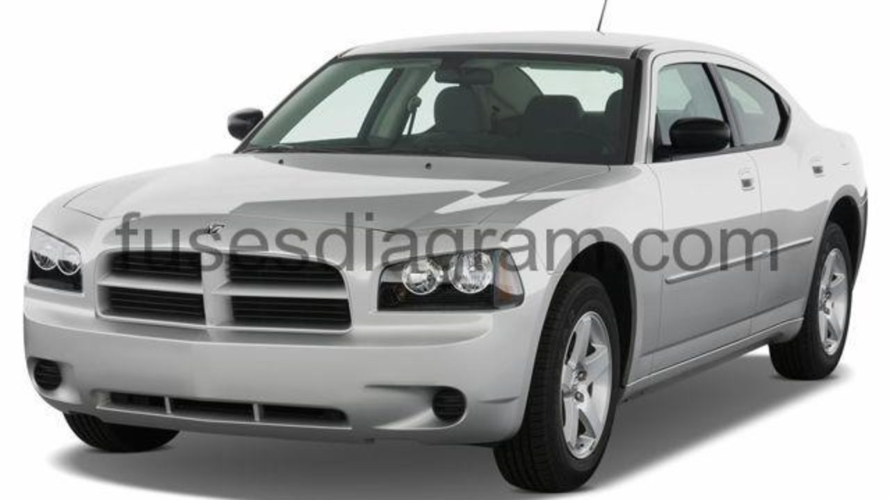2007 Dodge Charger Rt Radio Wiring Diagram