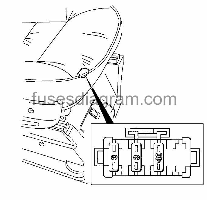 Fuses And Relay Land Rover Discovery 2 on jeep wrangler instrument panel