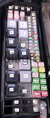 fuse box land rover discovery 3. Black Bedroom Furniture Sets. Home Design Ideas