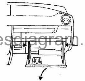 Fuse Box Mazda 2 2001 2007