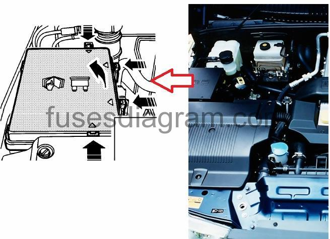 En Rangerover Blok Kapot on R2 Engine Diagram