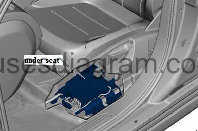 EN-Touareg2-blok-salon-8 Where Is The Fuse Box In A Mazda on