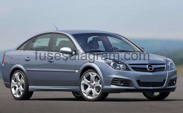 Wiring Diagram Vauxhall Vectra C