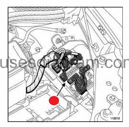Fuses And Relay Renault Clio 3 on wiring diagram of window ac