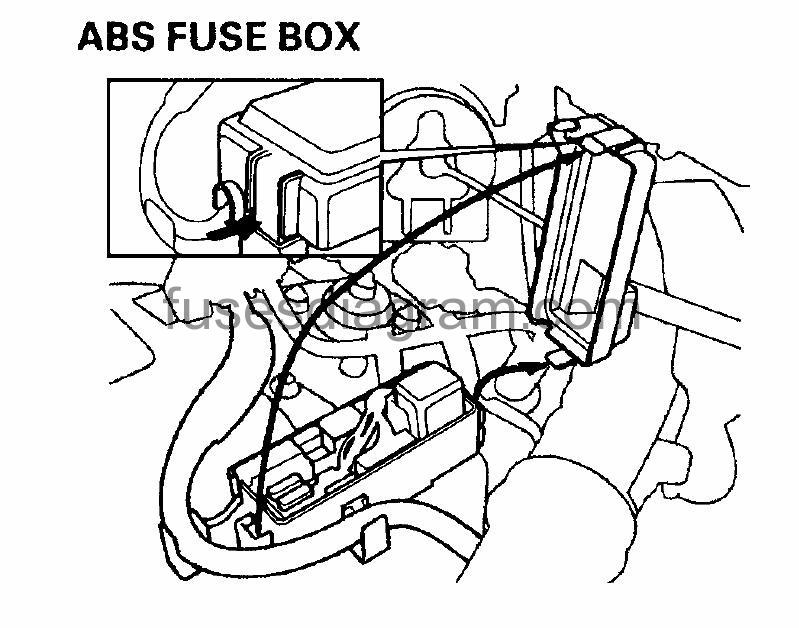 Infiniti G35 Fuel Pump Diagram