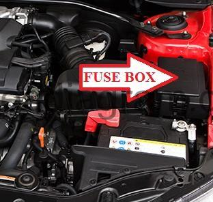 En Spectra Blok Kapot on Jeep Fuse Box