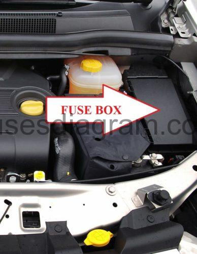 EN-ZafiraB-blok-kapot-2-388x500 Vauxhall Zafira Fuse Box Diagram on tourer cargo dimensions, tourer van, tourer interior space, tourer 7 passenger interior, tourer alarm siren, key 57 plate, electric cooker, trunk space, 7 seater turbo interior,