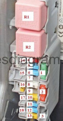 En Megane Blok Salon X on 2007 Jeep Fuse Box Diagram