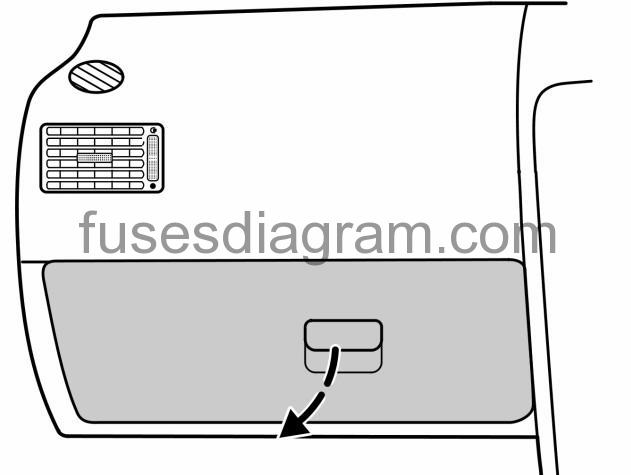 Fuse box Ford Mondeo MK3Fuses box diagram