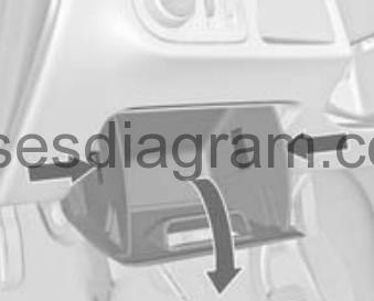 fuses and relay opel/vauxhall meriva b