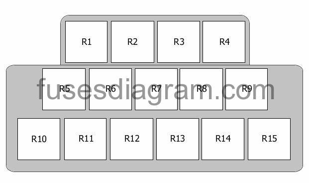 [SCHEMATICS_48DE]  Fuse box Volkswagen Fox | Fox Fuse Box |  | Fuses box diagram