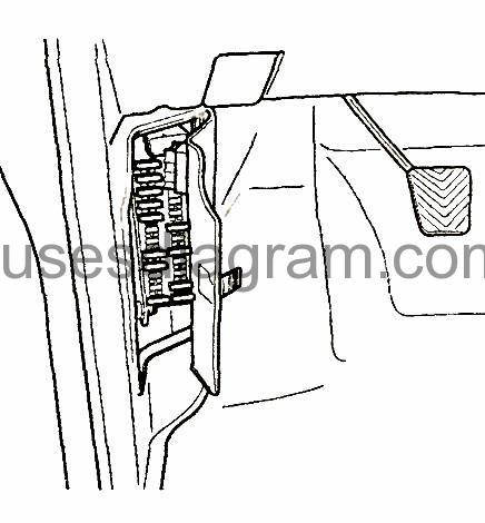 [DIAGRAM_4FR]  Fuses and relay Hyundai H1 1997-2008 | 1997 Hyundai Elantra Engine Diagram |  | Fuses box diagram