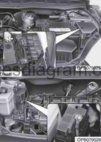 fuses and relay hyundai i20 2008 2014. Black Bedroom Furniture Sets. Home Design Ideas