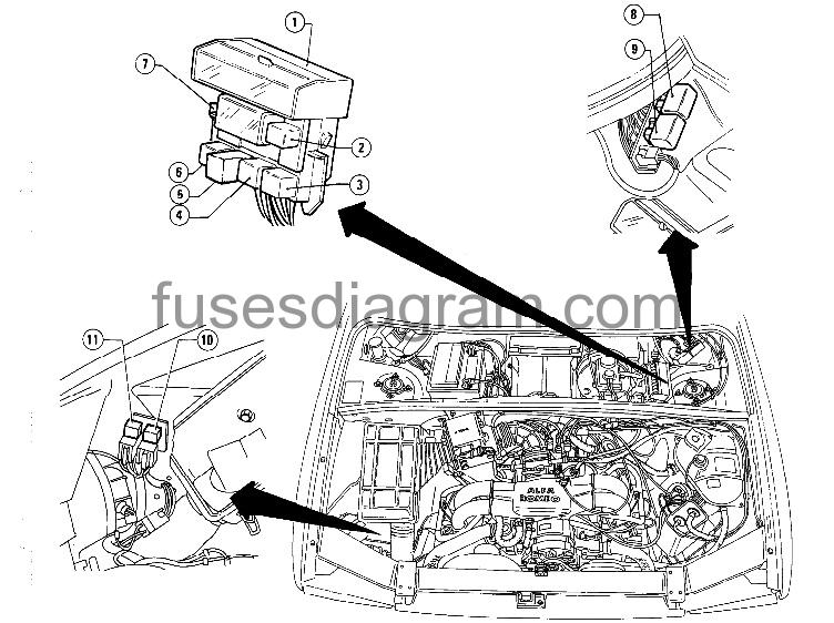 2002 Ford F 150 Trailer Fuse Location