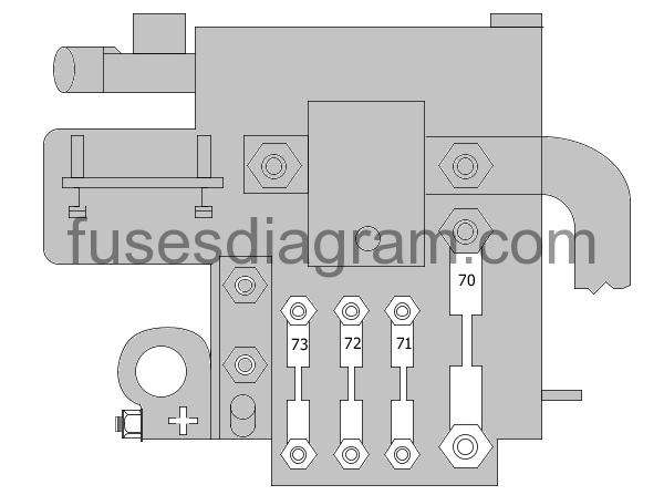 Alfa Romeo Fuse Box Diagram Wiring Diagrams