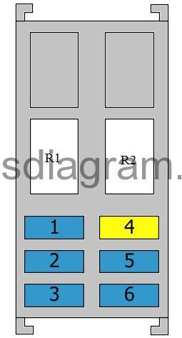 fuse box diagram alfa romeo giulietta. Black Bedroom Furniture Sets. Home Design Ideas