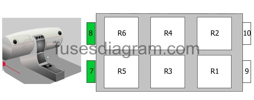 fuse box diagram audi a8 d2. Black Bedroom Furniture Sets. Home Design Ideas