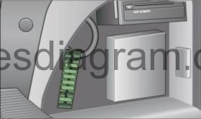 Fuse box diagram Audi A8 (D3) | 2004 Audi A8 Fuse Box Trunk |  | Fuses box diagram
