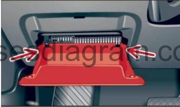 Fuse box diagram Audi Q3 | Audi Q3 Fuse Box |  | Fuses box diagram