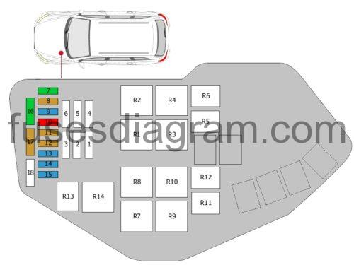 fuse box diagram audi
