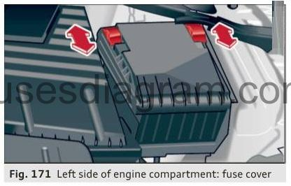 Fuse box diagram Audi TT MK2 | Audi Tt Fuse Box Mk2 |  | Fuses box diagram
