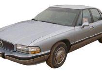Fuse Box Diagram Buick Century